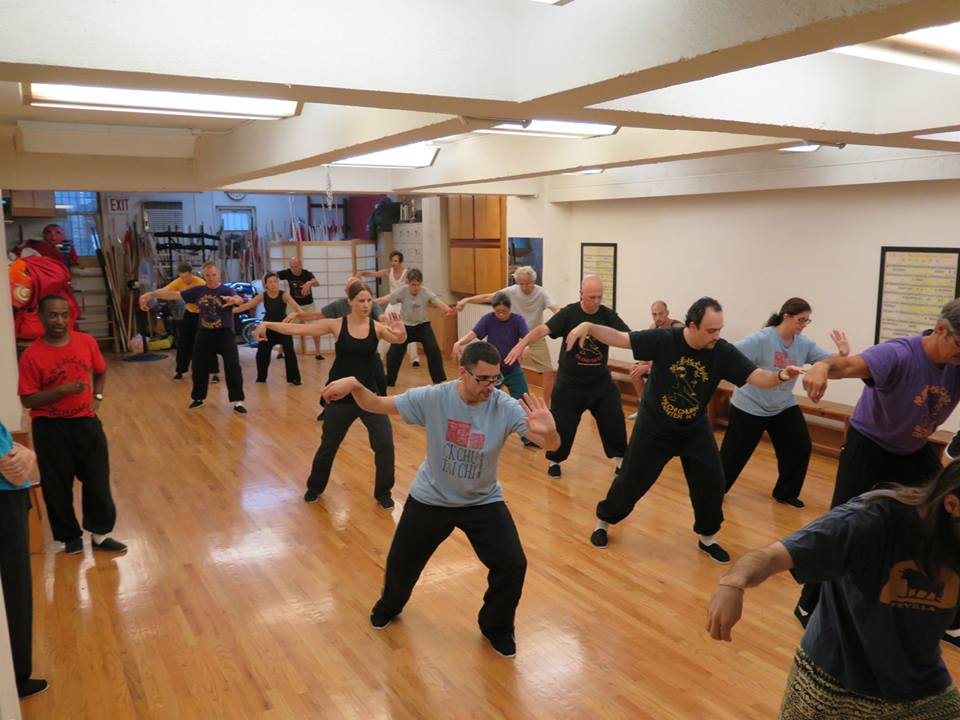 CK Chu Tai Chi – Over 40 Years in Times Square, New York