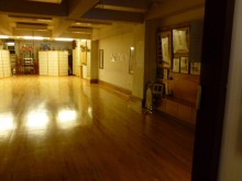 Empty Studio